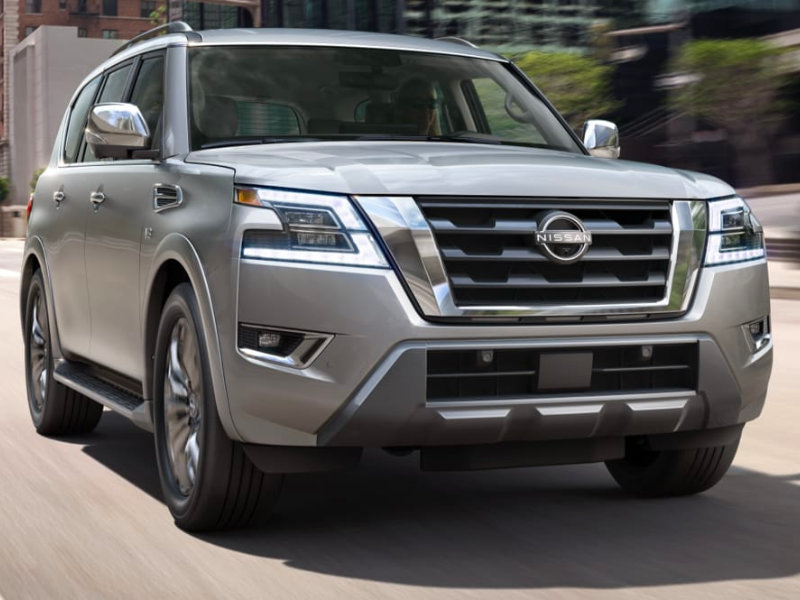 Lumberton NC - 2021 Nissan Armada's Overview
