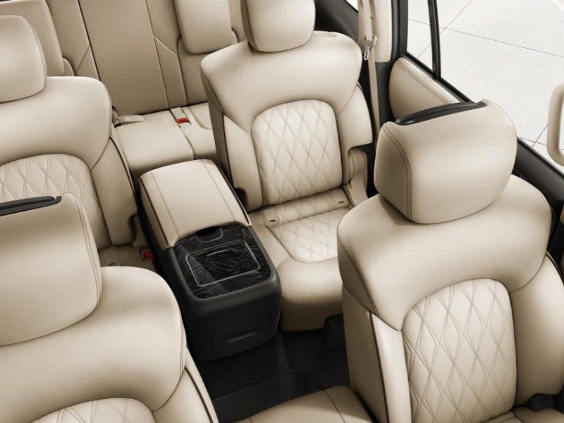 Lumberton NC - 2021 Nissan Armada's Interior