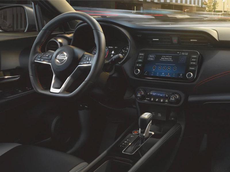 Lumberton NC - 2021 Nissan Kicks's Interior