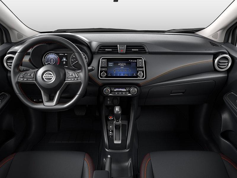 Lumberton NC - 2021 Nissan Versa's Interior