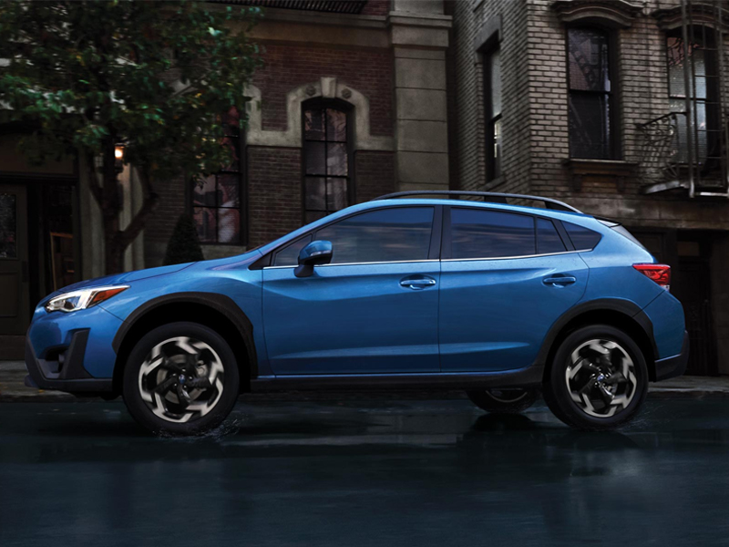 Long Island NY - 2021 Subaru Crosstrek's Overview