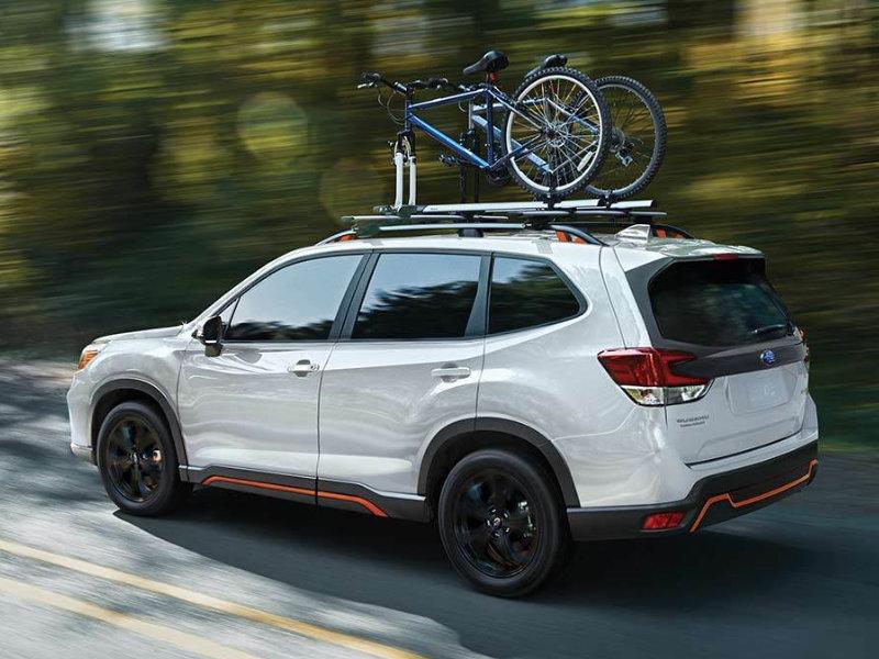 Compare the 2021 Subaru Forester near Glen Head NY