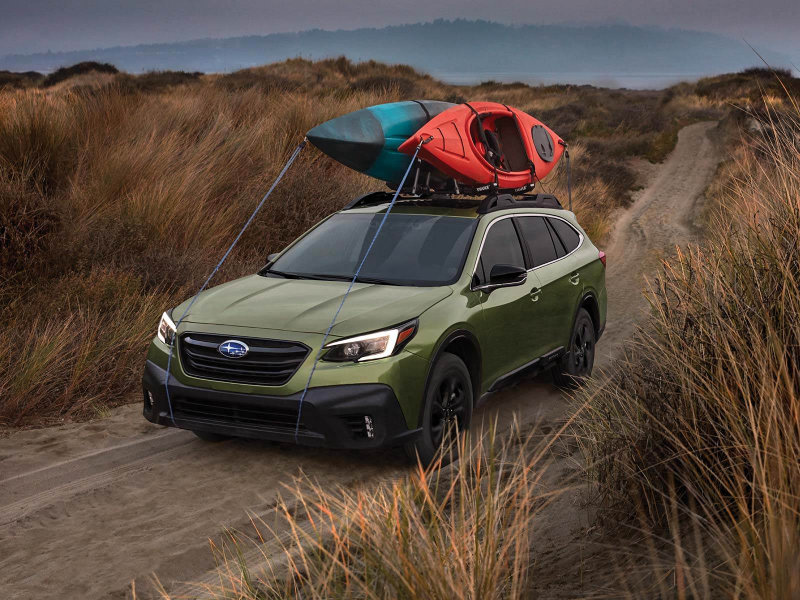 Long Island NY - 2021 Subaru Outback's Overview