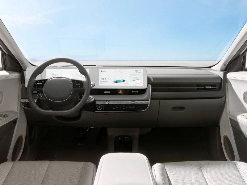 Centereach NY - 2022 Hyundai IONIQ 5's Interior