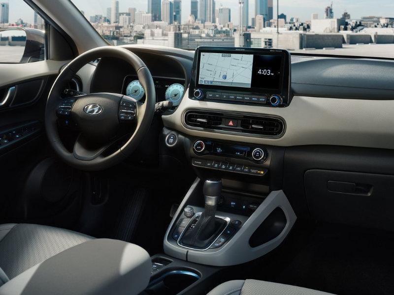 Long Island NY - 2022 Hyundai Kona's Interior