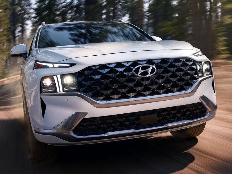 Hyundai dealership near Huntington NY - 2022 Hyundai Santa Fe