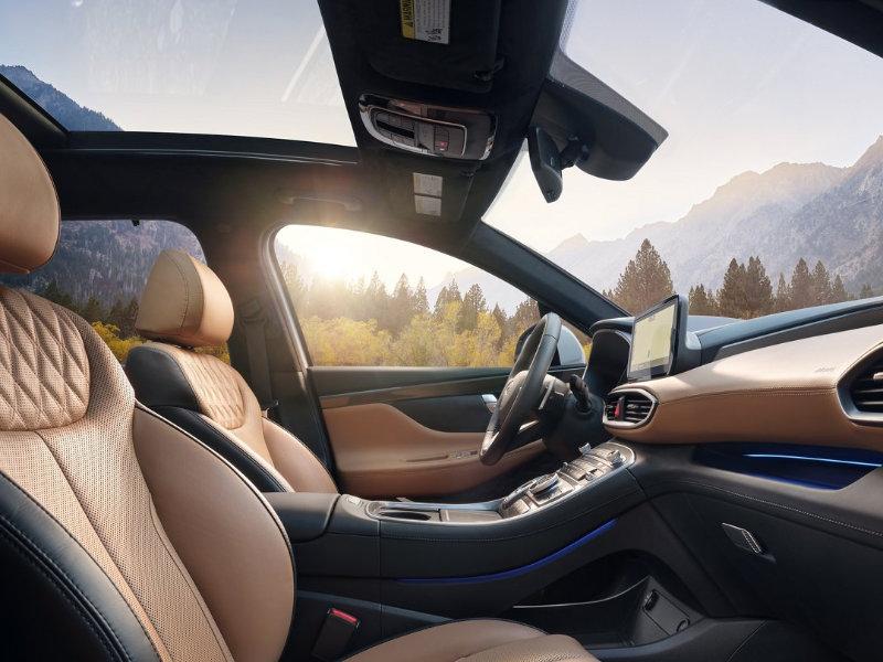 Introducing the 2022 Hyundai Santa Fe near Monroe NC