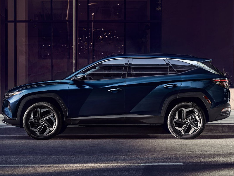 Long Island NY - 2022 Hyundai Tucson Hybrid's Overview