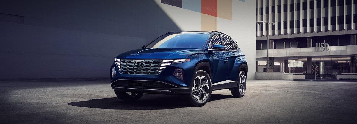 2022 Hyundai Tucson Hybrid on Long Island NY