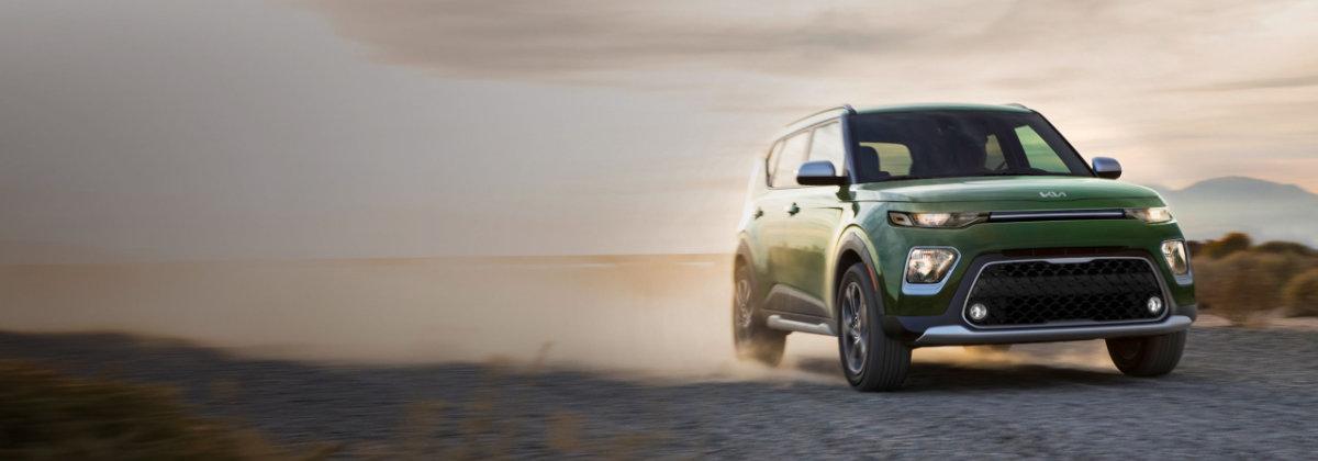 Test drive the 2022 Kia Soul near Naples FL