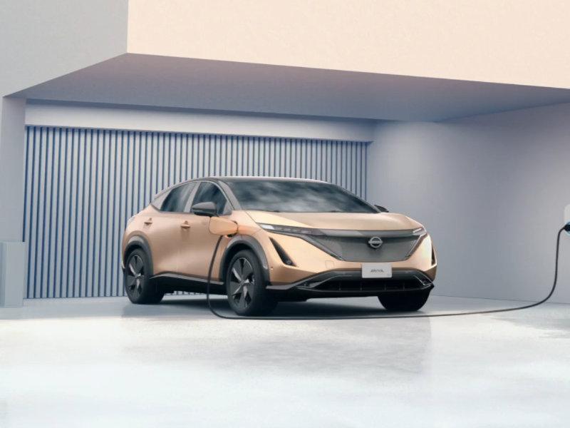 Lumberton NC - 2022 Nissan ARIYA's Overview