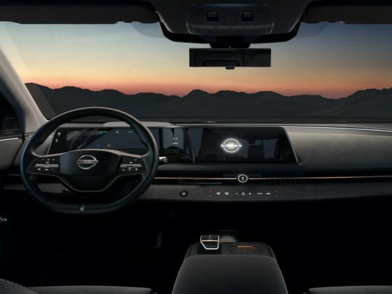 Lumberton NC - 2022 Nissan ARIYA's Interior