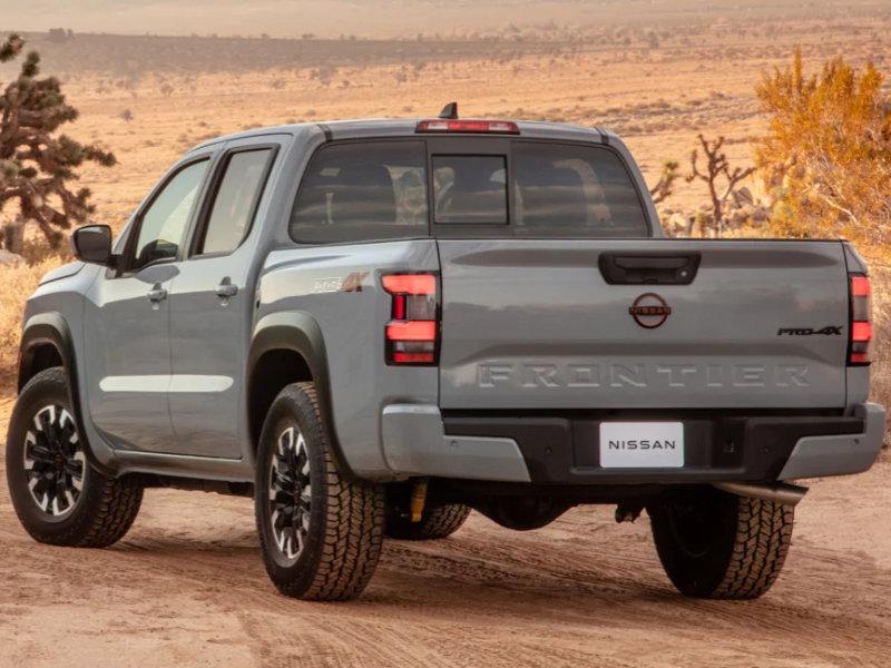 Lumberton NC - 2022 Nissan Frontier's Overview