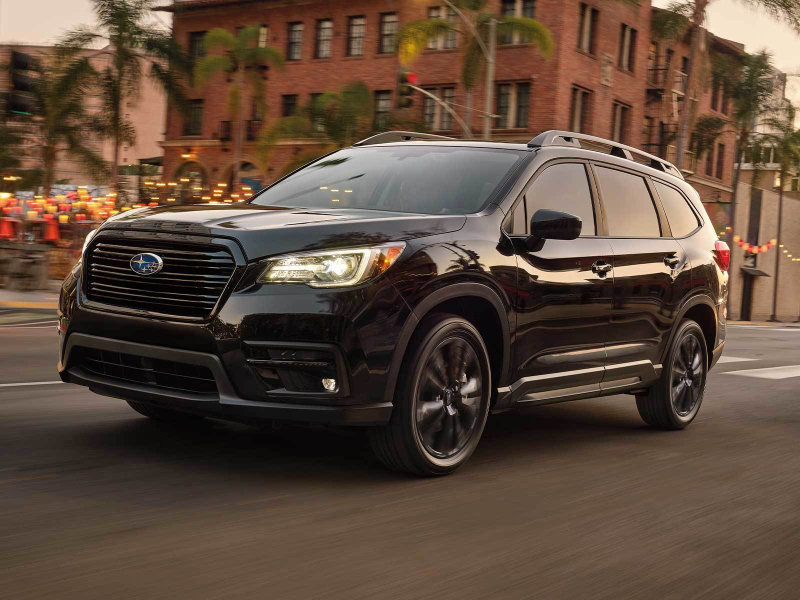The 2022 Subaru Ascent is now available near Oyster Bay NY