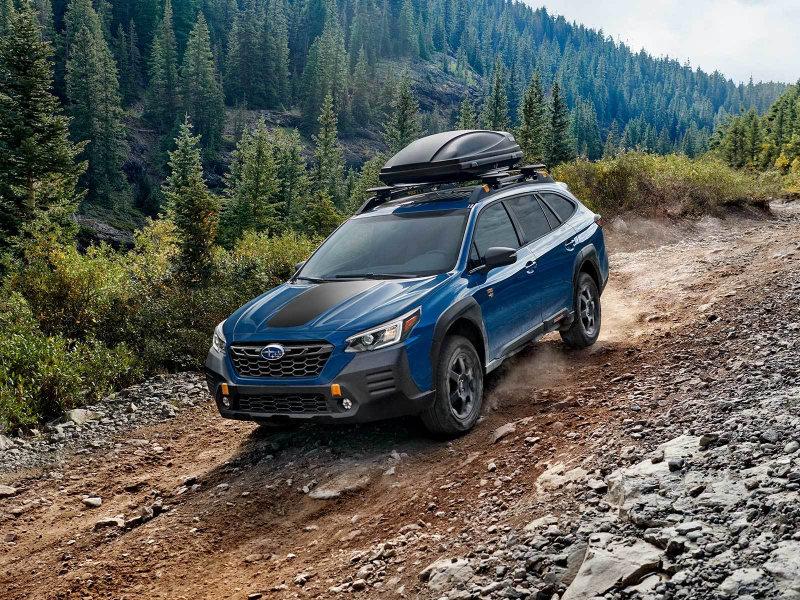 Introducing the 2022 Subaru Outback near Glen Head NY