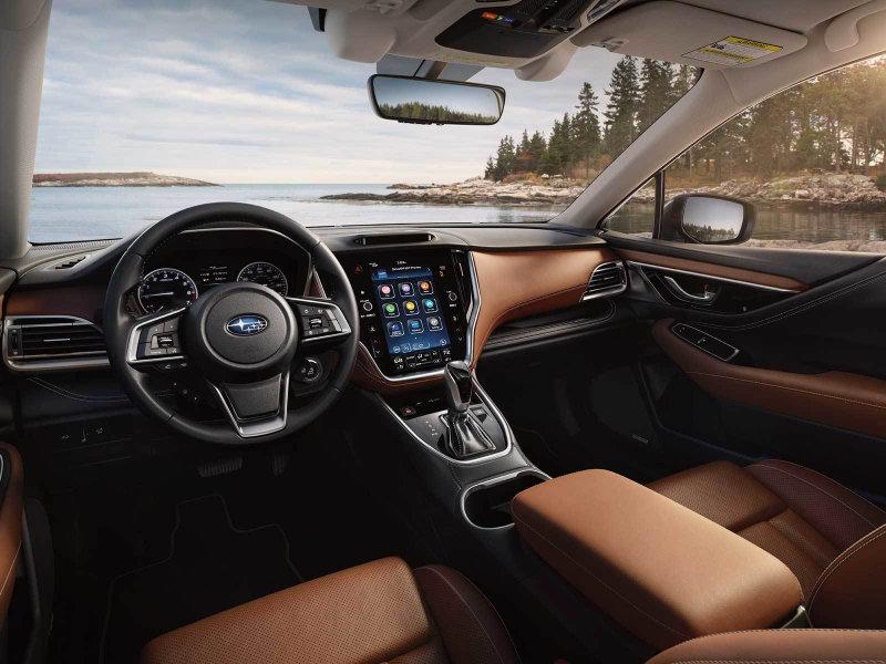 The 2022 Subaru Outback offers many trim choices near Sea Cliff NY